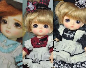 CODENOiR - Alice Wish BJD Clothes for Lati Yellow /  Pukifee / Muichan / 1/8 BJD