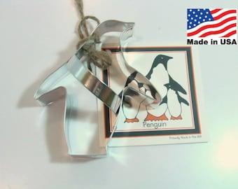 Penguin Cookie Cutter by Ann Clark