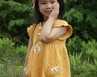 Lauri Dress Knit Pattern