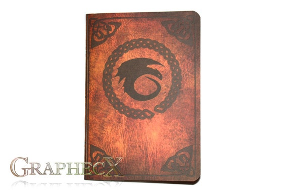 Fan made book of dragons inspired personalized journal ccuart Choice Image