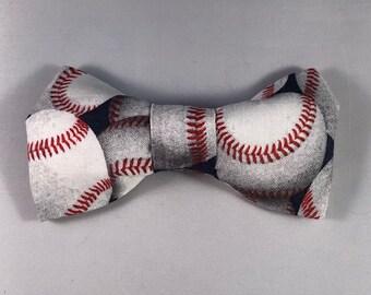 Bowtie Baseball Sports Theme Bowtie Toddler Boys