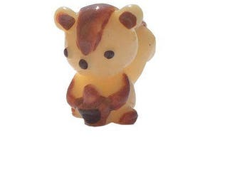Miniature squirrel Brown x 1