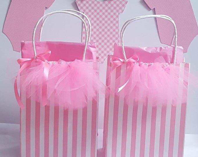 Princess tutu favour bags baby shower childrens party bridal shower