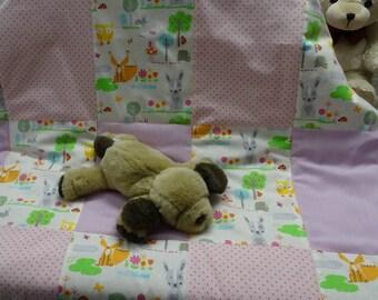 Crawling Blanket