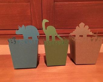 Dinosaur Happy Birthday Box (set of 10), The Good Dinosaur, Dinosaur Party, Party Favors