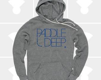 Paddle Deep - Unisex Hoodie
