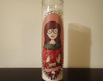 Daria Prayer Candle