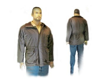 men's jacket, warm man's coat, men's coat, men's outer wear,  # 14
