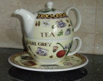 Earl Grey Tea For One