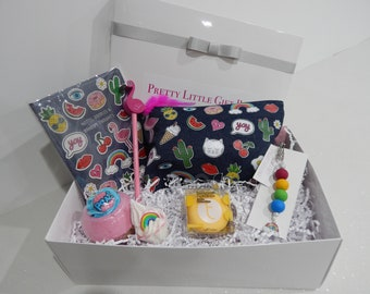 Patches and Pins Gift Box