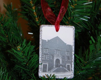 Ornament - St. Lucy Church, Chicago