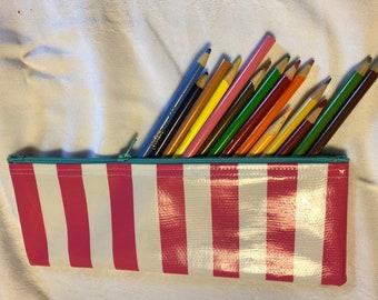 Oilcloth Pencil Cases