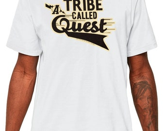 A tribe called quest Q-tip phife dawg ATCQ Members Hip-Hop Rap Native Tongues T-Shirt