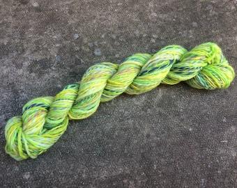 Hand Spun  Merino 2 ply Yarn  21g  84m Very Soft