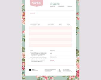 The Nelson Invoice Template Receipt MS Word - Legal invoice template word vintage online stores