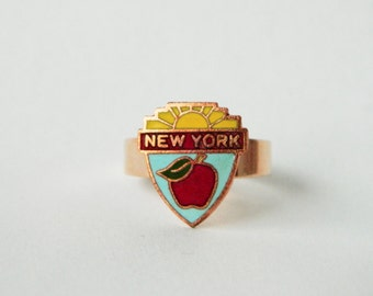 New York Ring - Big Apple Ring