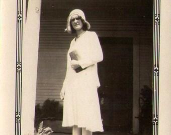 Vintage Flapper Photograph 104