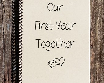 Our love story love story journal love story notebook