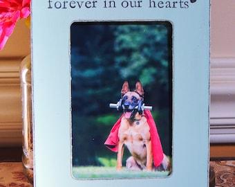 Pet keepsake frame Personalized cat Pet Loss gift dog picture frame Gift Pet Sign Pet Sympathy Gift cat Dog Memorial Frame Pet Lover Gift