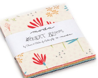 Desert Bloom - Charm Pack- Moda - by Sherri & Chelsi of a Quilting Life