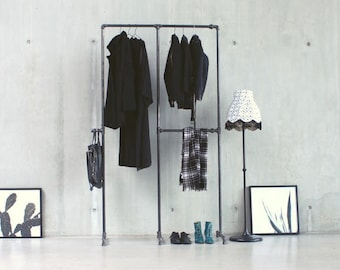 Clothes Rack industrial style - BOB