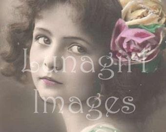 1200 Vintage Images! Victorian CHILDREN, vintage photos, Victorian Edwardian girls boys, kids pets, altered art digital ephemera DOWNLOAD