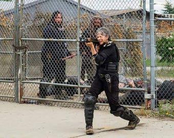 The Walking Dead Melissa Mcbride as Carol  Season 8   8.5x11 Photo #1115-2