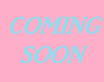 Handmade Lingerie coming soon!