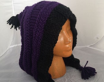 Pixie Hood Hat (Colors of your choice)