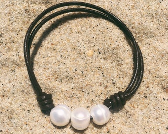 Triple White Pearl