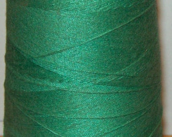 3800 yards cone thread MADE in the U.S.A. Bamboo Green