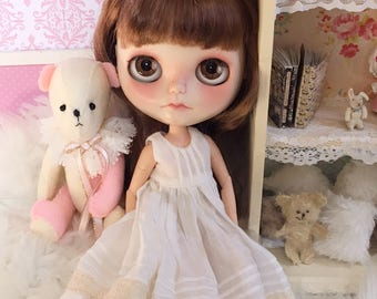 Miniature Bear / Blythe / Teddy / keepsake
