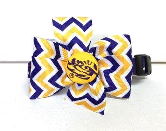 Dog Collar- The LSU Tigers