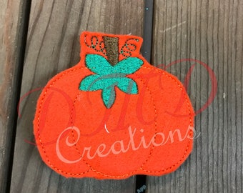 Pumpkin Feltie