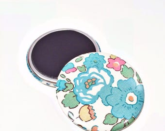 """Magnet 56mm Liberty """"Betsy"""" turquoise"""