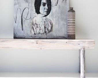 Female Art, Modern Art, Art Deco, Women Artwork, Feminine art, Modern Home Decor