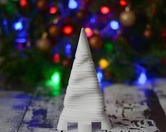 """Christmas tree """"Snow"""""""