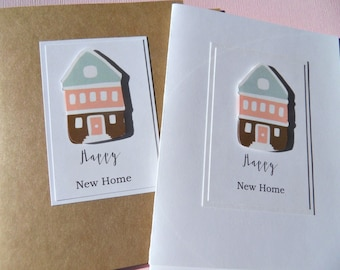 New Home Card, Moving Card, New Place Card, Housewarming Card, New Condo Card, Moving House Card, Funny New Home Card, nhc60
