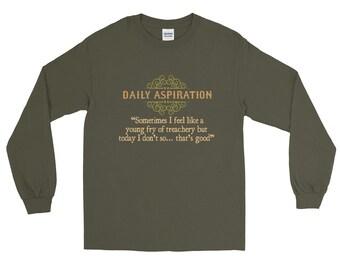 Daily Dose of Weird Long Sleeve T-Shirt