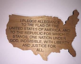 United States Pledge of Allegiance