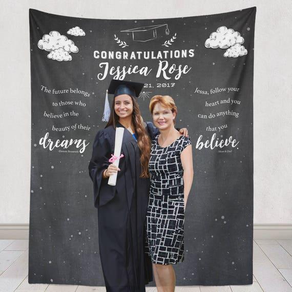 Graduation Backdrop: Graduation Banner Graduation Backdrop Graduation Party