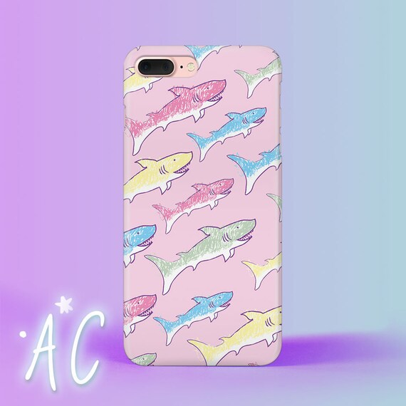 shark iphone 8 case