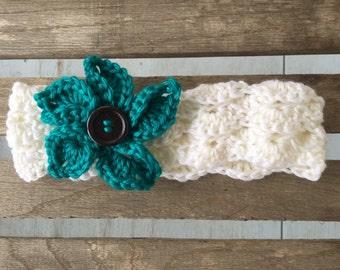 Sadie Lee Headband // Crochet Pattern