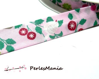 50 cm of bias tape liberty 20mm romantic 4053 collection 113, DIY