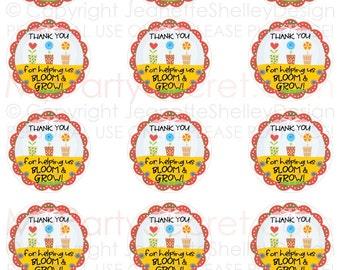 Diy printable appreciation moms help us bloom diy printable teacher appreciation thank you for helping voltagebd Choice Image