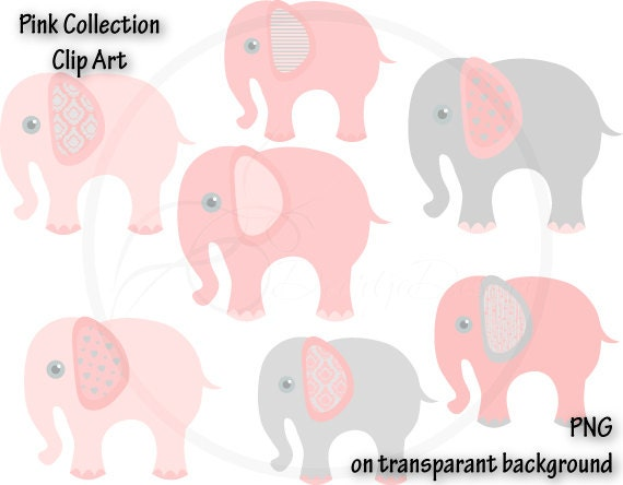 Digital elephant pink clipart pink elephant baby shower invitation digital elephant pink clipart pink elephant baby shower invitation clipart baby girl clip art clip art pink collection from doortjedesign on etsy filmwisefo