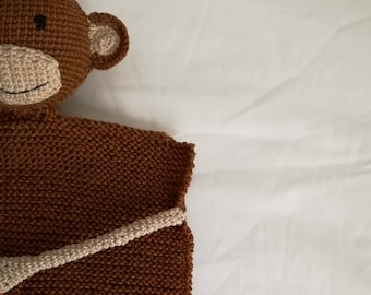 Monkey -  baby doudou nap