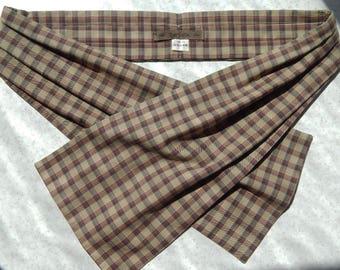 Barbour Checkered Cravat