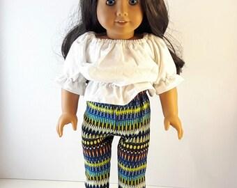 18 Inch Doll Leggings, American Girl Legwear,AG Doll Legwear,18 inch Doll legwear, 18 inch doll pants, Canadian Doll Legwear, gift for girls