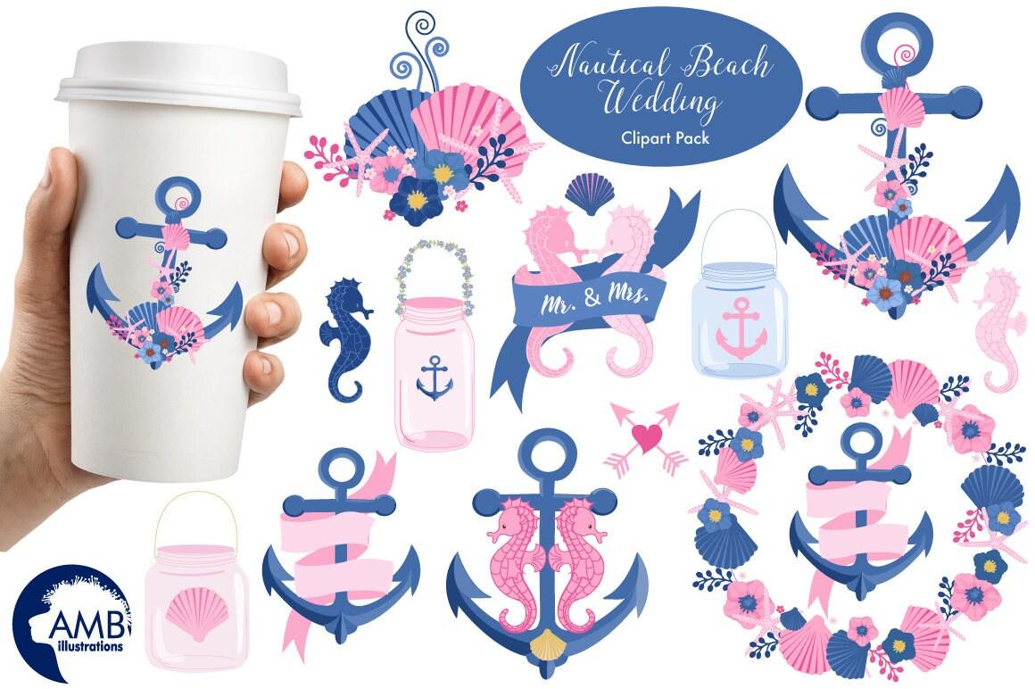 beach theme wedding clipart - Clipground  Ocean Wedding Clipart